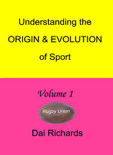 RUGBY BOOK GIFT FOR RUGBY FAN BORN IN AUGUST SIGNED LIMITED EDITION BOOK