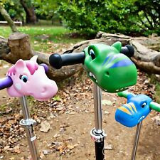Scootaheadz T-Bar Scooters Bikes Colourful Funky Accessory Kids Toy Character