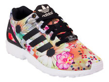 Adidas Originals ZX Flux Womens Floral Trainers The Farm Company in Size 4.5