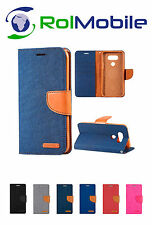 Funda TPU con Tapa Tipo Cartera Canvas Book para LG G5