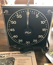 GraLab Electric Darkroom Timer, Model 300, 120 Volts, 60 Cycles
