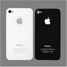 Orignal Back Battery Glass Rear Housing Plate Panel For Apple iPhone 4S