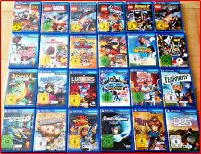 PSVita Games Auswahl: LEGO, MARVEL, Assassis, Batman; Big Planet, Invisimals,One