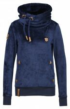 Naketano Damen Kapuzenpullover Darth Mack II Dark Blue
