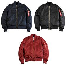 Alpha Industries MA-1 VF PM WMN 168001 Bomberjacke Fliegerjacke Damen