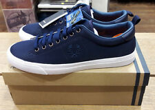 Scarpe uomo shoes man blu FRED PERRY IN SALDI 30% costava 119