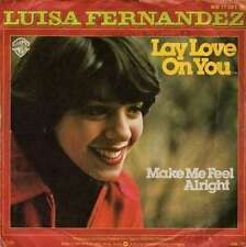 "Luisa Fernandez - Lay Love On You (7"", Single) Vinyl Schallplatte - 477"