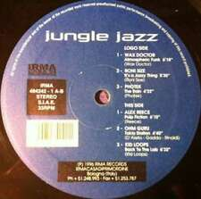 Various - Jungle Jazz (2xLP, Comp) Vinyl Schallplatte - 25098