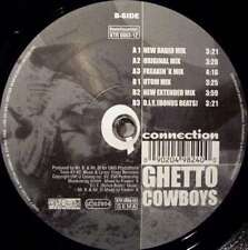 "Q Connection - Ghetto Cowboys (12"") Vinyl Schallplatte - 50118"