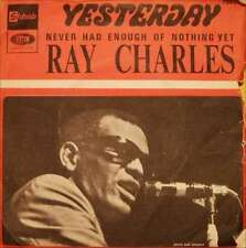 "Ray Charles - Yesterday / Never Had Enough Of Noth 7"" Vinyl Schallplatte - 2799"