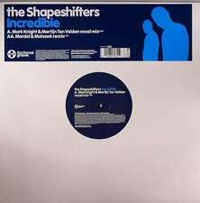"The Shapeshifters* - Incredible (12"") Vinyl Schallplatte - 83626"