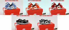 1/6 Nike Supreme Dunk High Low TOYS Sneakers Enterbay Hot Jordan Keychain USA