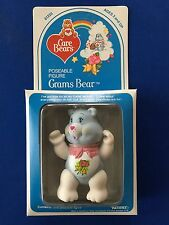 1984 Kenner Care Bears Poseable Grams Bear Poseable Figure #61220 MISB Sealed