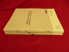 Complete Set of Heathkit Assembly Manuals for GR-269 TV Color Television