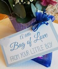 *MOTHER'S DAY BIRTHDAY GIFT FOR MUM  Bag of love from your little boy or girl