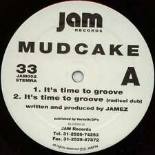 "Mudcake - It's Time To Groove (12"") Vinyl Schallplatte - 20058"
