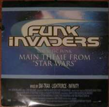 "Funk Invaders - Galactic Funk - Main Theme From "" 12"" Vinyl Schallplatte - 44044"