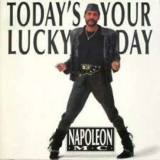"Napoleon MC - Today's Your Lucky Day (12"") Vinyl Schallplatte - 55208"