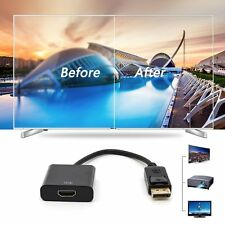 Displayport Male To HDMI Female Video Converter Conversion Cable Adapter 2K*4K B