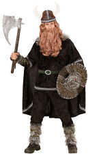Thoralf Guerrier Viking Costume NEUF - Homme Carnaval Déguisement Costume
