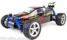 CONDOR Fast Nitro/Petrol Rc Car Remote Controlled off road buggy 1/10 Scale NEW