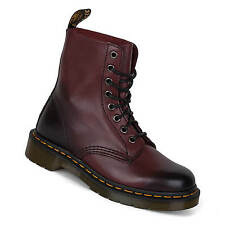 Dr. Martens Pascal Boots Damen Stiefel cherry red Antique Temperley weinrot
