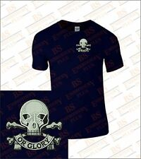 17TH 21ST LANCERS EMBROIDERED T-SHIRT