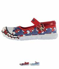 MODA Character Canvas Lo Infant Trainers Minnie