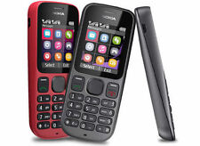 NEW CONDITION Nokia 100 Mobile UNLOCKED Phone WITH WARRANTY