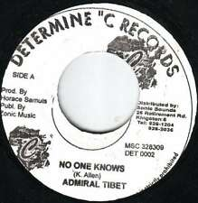 "Admiral Tibet - No One Knows (7"") Vinyl Schallplatte - 4703"