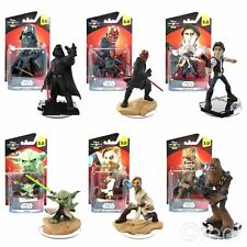 New Star Wars Disney Infinity 3.0 Figures Darth Vader Han Solo Yoda Official