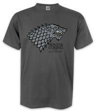 Game of Thrones T-Shirt Winter is Coming (Stark)