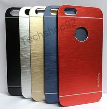 Back Cover Case With Metallic Finish For iphone 4G 4S