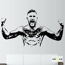 Conor McGregor UFC Take Over Decoración Pared Adhesivos Pegatinas Vinilo Póster