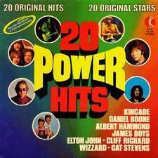 Various - 20 Power Hits (LP, Comp) Vinyl Schallplatte - 32420