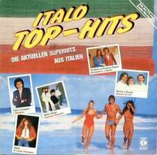 Various - Italo Top-Hits (LP, Comp) Vinyl Schallplatte - 33855