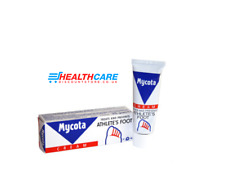 Mycota Foot Cream 25g Treats & Prevents Athletes Foot Anti Fungal Cream