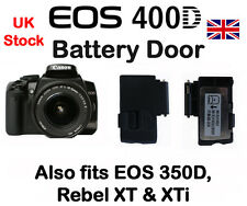 Battery Door Cover for Canon EOS 400D, EOS 350D, Rebel XT & XTi  NEW