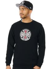 Independent Black Truck Co Crew Sweater