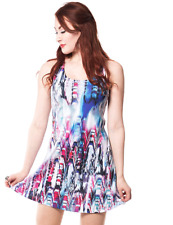 INNOCENT LIFESTYLE FOCUS SUMMER HIPPIE BEACH FESTIVAL MULTI COLOURED DRESS