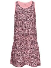 NAME IT Sommer Kleid Vigga rosa Animal Print Größe 122/128 bis 158/164