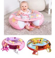 Red Kite Sit Me Up Inflatable Ring Baby Play Chair Tray Playnest ( 2 Designs)