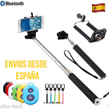 Palo Selfie Monopod Mando Bluetooth Extensible IPhone Android NUEVO