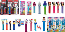 Children's Kids Disney Characters Pez Candy/Sweet Dispenser Treat Toy