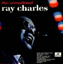 Ray Charles - The Sensational Ray Charles (LP, Al Vinyl Schallplatte - 37616