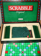 Original Vintage SCRABBLE Crossword Board Game Spear's COMPLETE 1988 Version