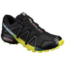 zapatos TRAIL RUNNING SALOMON SPEEDCROSS 4 Negro Everglade 2018