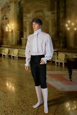 Men's Renaissance Medieval French Baron Costume Shirt