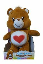 Just Play Care Bears Tenderheart Bear Plush, 13 Plush Bear