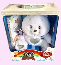 25th Anniversary Care Bears Swarovski Crystal & Sterling Silver Accents & DVD